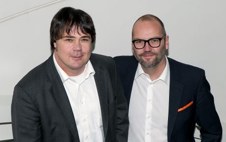 Change at oraise group: Markus Hengstenberg (left) hands over to Manuel Räber
